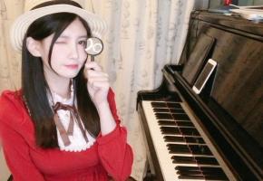 【钢琴】《鸭子侦探》主题曲 战胜童年阴影的方法就是演奏他!