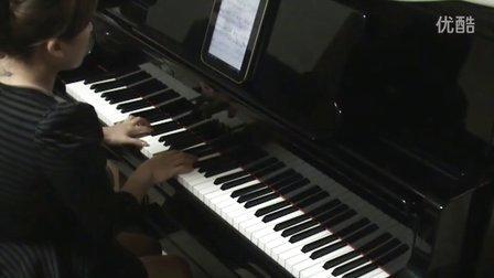 《天空之城》钢琴视奏版