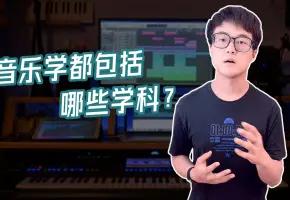 音乐专业都包括哪些学科?