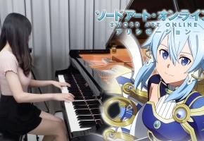 『ANIMA / ReoNa』刀剑神域 Alicization War Of Underworld 最终章 - Ru,s Piano