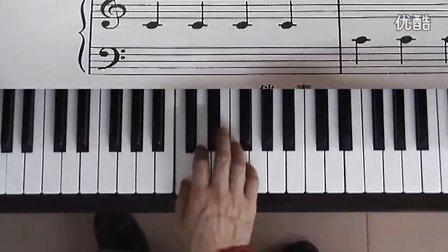 简易汤普森钢琴教程莫卡辛软皮