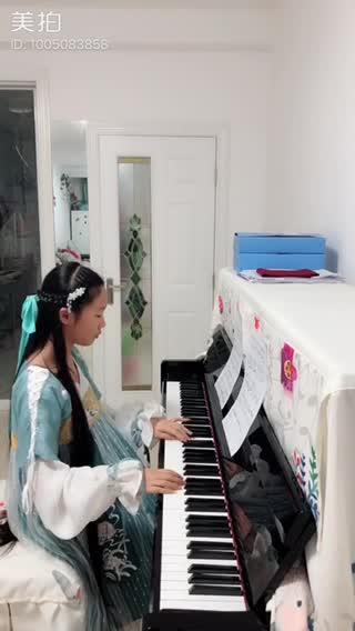晨曦oO 发布了一个钢琴弹奏视频,欢迎来