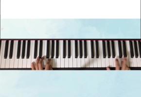世间美好与你环环相扣 教学视频【姜创钢琴出品】