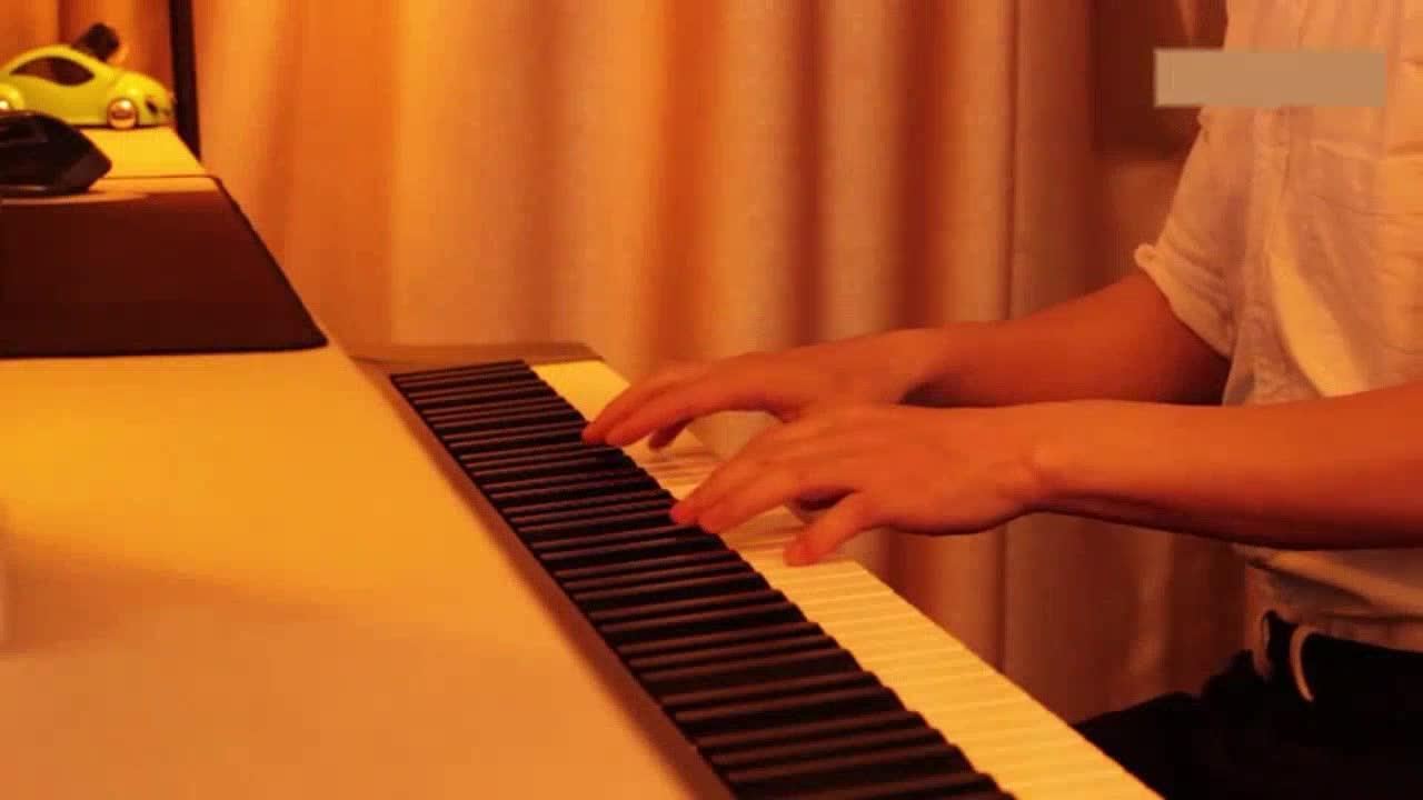 知否知否 夜色钢琴