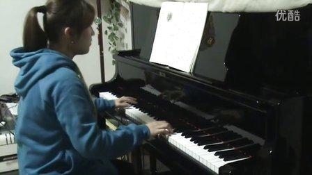 《街道的寂寞》-石进原创钢琴