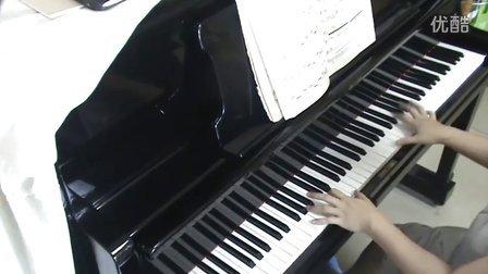 《大海啊故乡》钢琴视奏版