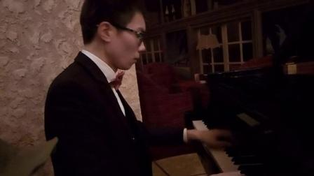 夜的钢琴曲五(三角钢琴)