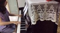 钢琴演奏《Kiss The Rain》