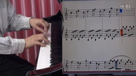 拜厄钢琴基本教程55首[跟我