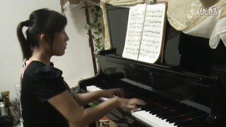 贝多芬《献给爱丽丝》钢琴视奏