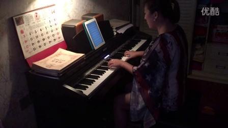 张学友《遥远的她》钢琴曲