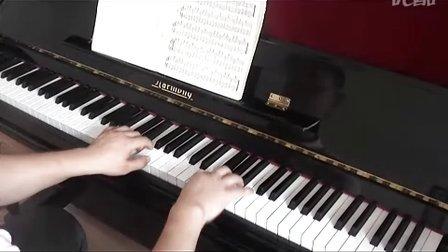 白素斌钢琴教学示范车尔尼59