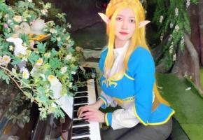 【钢琴】《塞尔达传说 旷野之息》主题曲