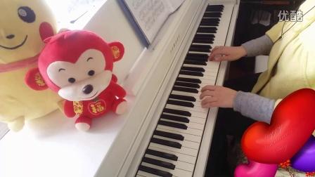 林俊杰《她说》钢琴版
