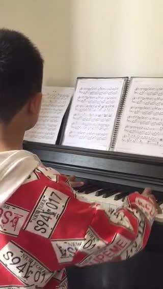 星海钢琴艺术中心林怡臣 发布了一个钢琴弹