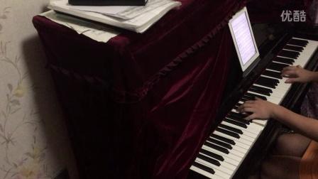 周杰伦-叶惠美《晴天》钢琴曲