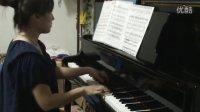 久石让《菊次郎的夏天》琴键狂舞 钢琴视奏版