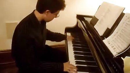 钢琴版死亡华尔兹(最终鬼畜妹