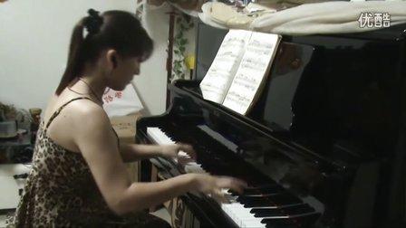 理查德克莱德曼《水边的阿狄丽娜》钢琴曲