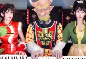 【钢琴】11首刻在DNA里的过年歌曲! 恭喜恭喜~