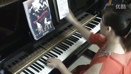 马克西姆《克罗地亚狂想曲》钢琴视奏版