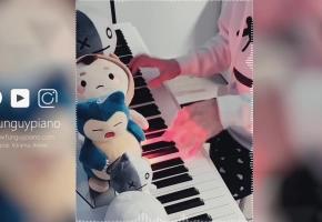 BTS | 酒神 Dionysus [一分钟钢琴]