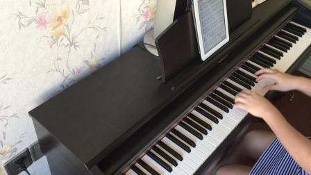 择天记 片头曲《星辰》钢琴曲
