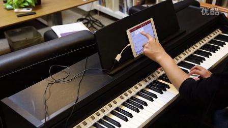 Geek极客智能钢琴学习机: