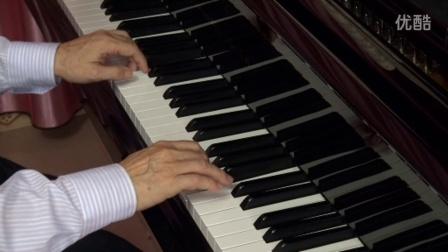 拜厄钢琴基本教程61跟我练_