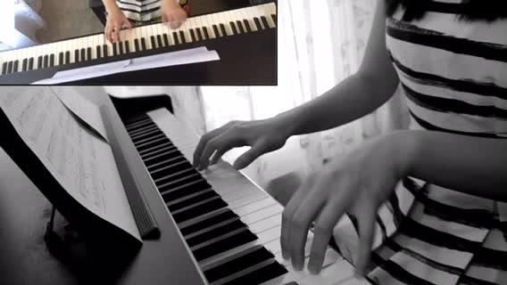 大家好,我发布了一个钢琴弹奏视频,欢迎来