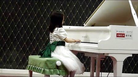 钢琴-星光圆舞曲-刘思萱