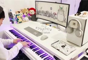 Red Velvet「Psycho」钢琴改编