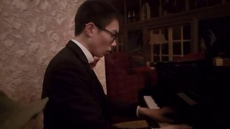 我的歌声里(三角钢琴)
