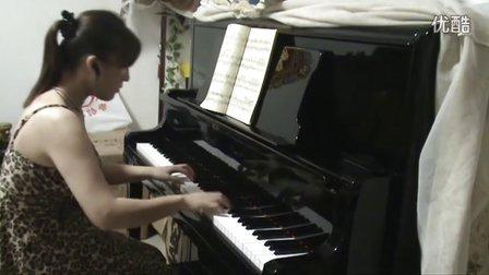理查德克莱德曼《星空》钢琴视