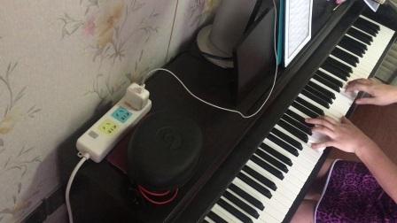 夏至未至片尾曲《最初的记忆》钢琴曲