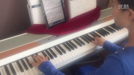 太阳的后裔always钢琴演