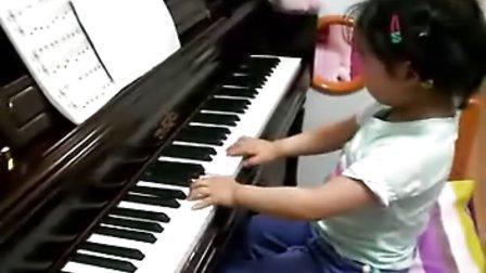 钢琴-小星星