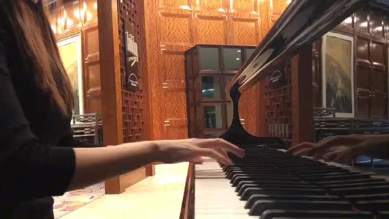 钢琴《Always with me》千与