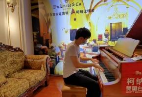 """用钢琴演奏""""白宫""""人的 游戏人生《This game》  !"""