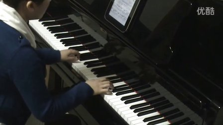 苏打绿《小情歌》钢琴视奏版