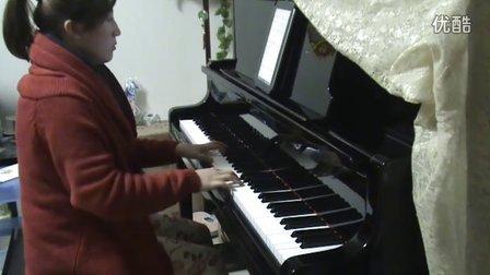 菊次郎的夏天  钢琴视奏版