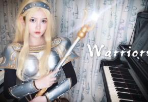【钢琴】《Warriors》战士-英雄联盟S4 & 2020赛季CG主题曲