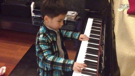 钢琴:莫扎特《土耳其进行曲》