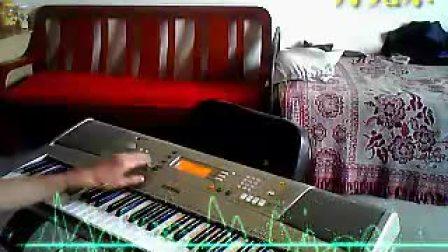 电子琴弹奏丶月光水岸-轻音乐