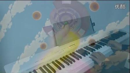 哆啦A梦 电影画面 钢琴