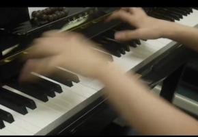【骨头】乱步奇谭 Game of Laplace ED(新月)钢琴