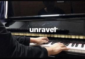 【钢琴】unravel   东京喰种op