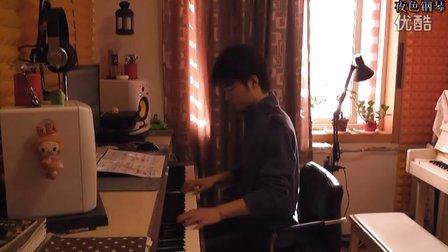 《稳稳的幸福》陈奕迅  钢琴