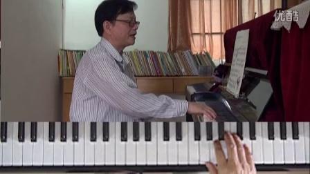 汤普森简易钢琴教程第三册我的