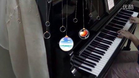 克莱德曼《音乐盒舞者》钢琴视